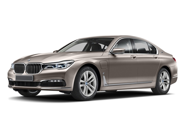 BMW 7 Series 740e xDrive iPerformance Plug-In Hybrid
