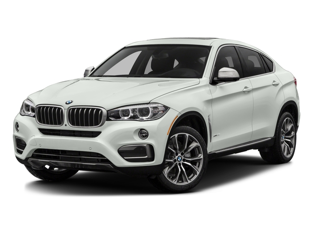 BMW X6 xDrive35i Sports Activity Coupe