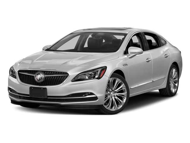 Buick LaCrosse 4dr Sdn FWD