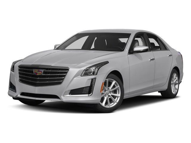 Cadillac CTS Sedan 4dr Sdn 3.6L Twin Turbo V-Sport RWD