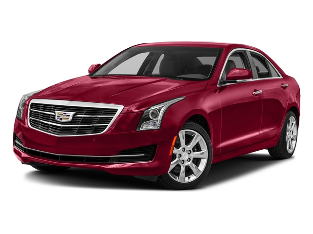 Cadillac ATS Sedan 4dr Sdn 2.0L RWD