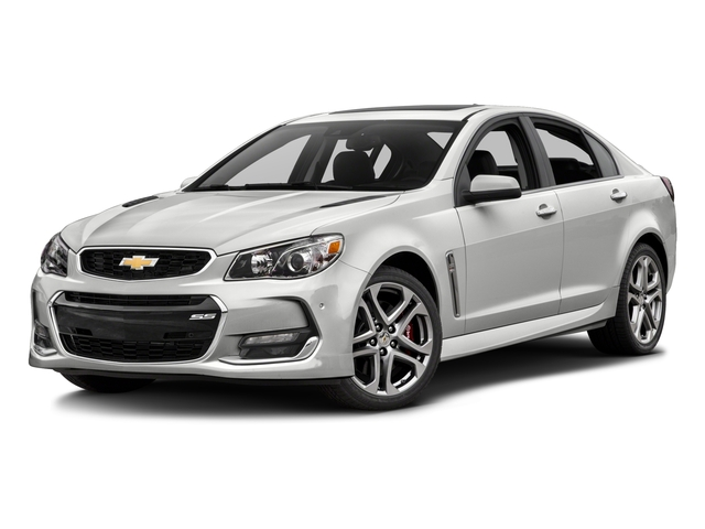 Chevrolet SS 4dr Sdn