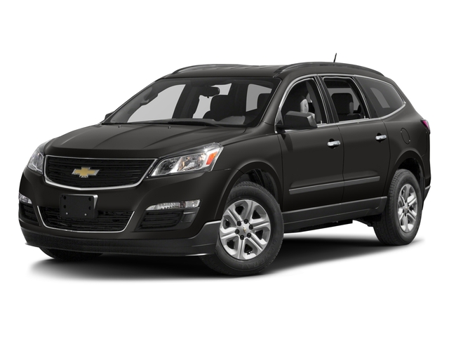 Chevrolet Traverse FWD 4dr LS w/1SM