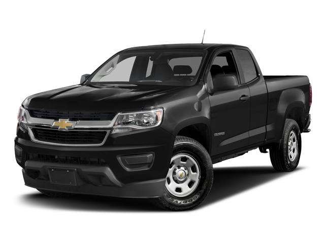 "Chevrolet Colorado 2WD Ext Cab 128.3"" WT"