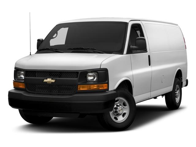 """Chevrolet Express Cargo Van RWD 2500 135"""""""