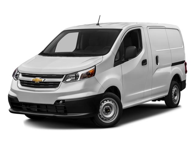 """Chevrolet City Express Cargo Van FWD 115"""" LS"""