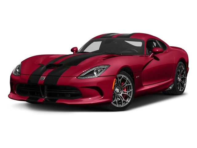 Dodge Viper SRT Coupe *Ltd Avail*