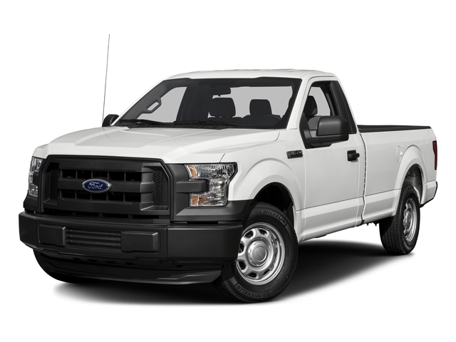 Ford F-150 XL 2WD Reg Cab 8' Box