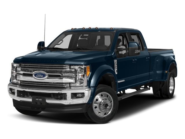 "Ford Super Duty F-450 DRW Lariat 4WD SuperCab 168"" WB 60"" CA"