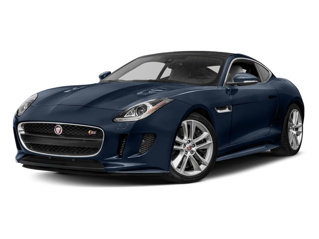 Jaguar F-TYPE Coupe Auto S AWD