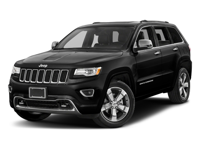 2017 jeep grand cherokee overland 4x2 prices sales quotes. Black Bedroom Furniture Sets. Home Design Ideas