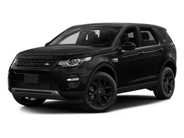 Land Rover Discovery Sport SE 4WD
