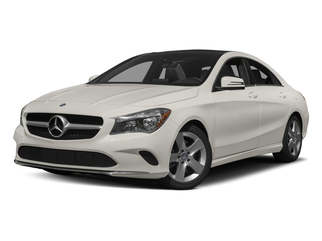 Mercedes-Benz CLA CLA 250 4MATIC Coupe