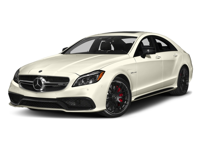Mercedes-Benz CLS AMG CLS63 S 4MATIC Coupe