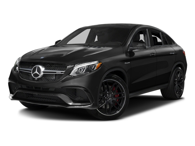 Mercedes-Benz GLE AMG GLE63 S 4MATIC Coupe