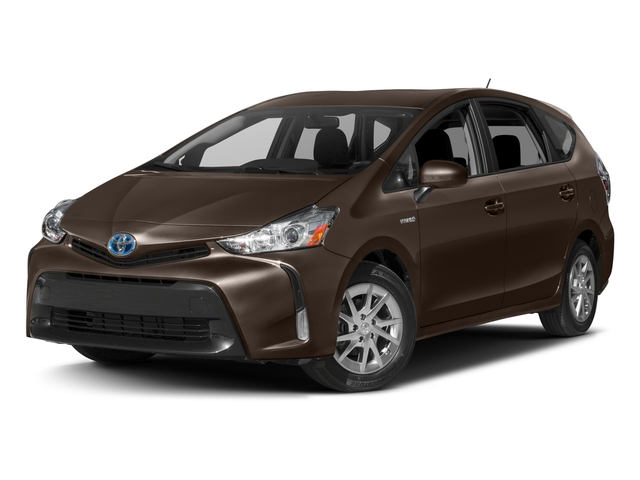 Toyota Prius v Three (SE)