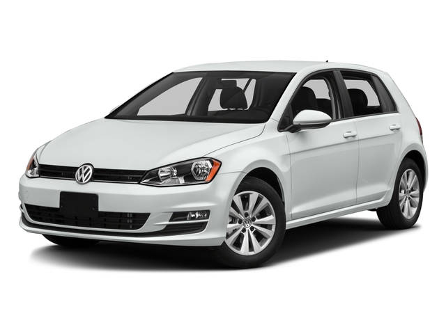 Volkswagen Golf 1.8T 4-Door Wolfsburg Edition Auto