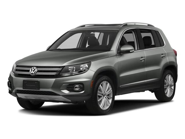 Volkswagen Tiguan 2.0T S FWD