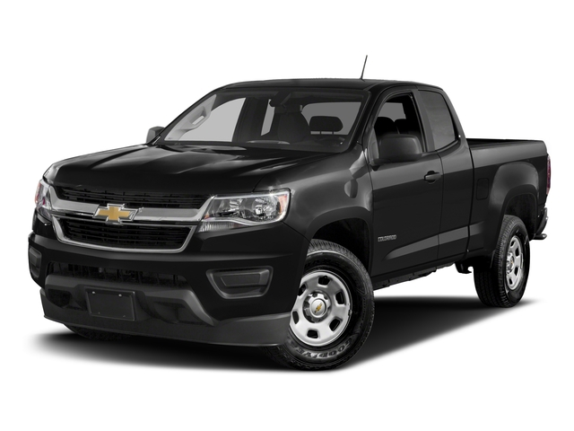 "Chevrolet Colorado 2WD Ext Cab 128.3"" Work Truck"