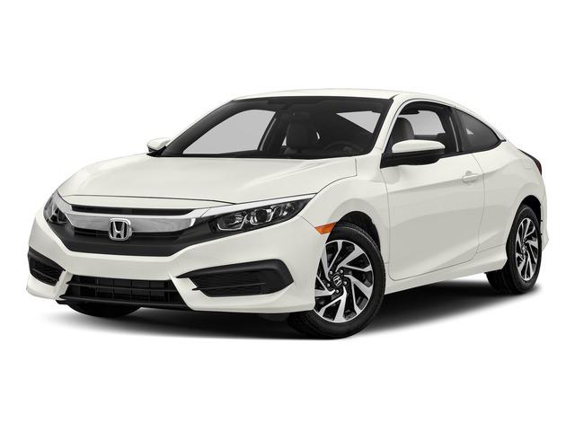Honda Civic Coupe LX Manual