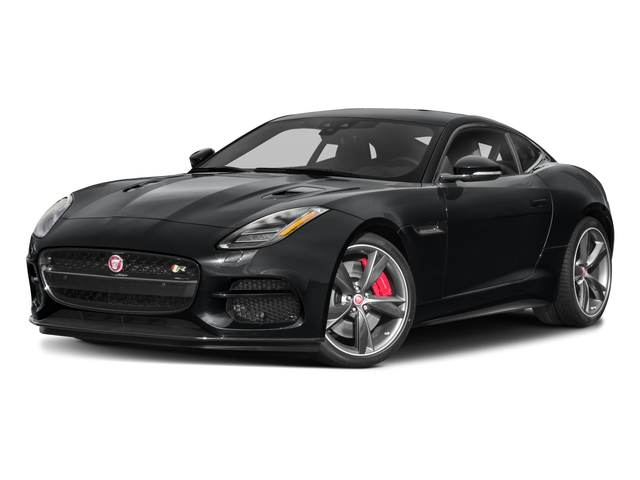 Jaguar F-TYPE Coupe Auto R AWD