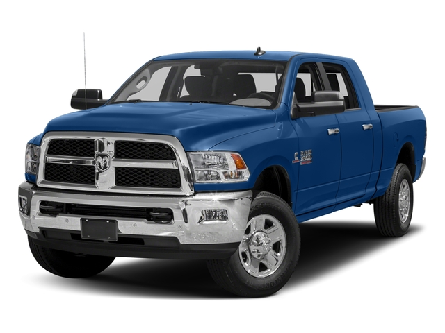 "Ram 3500 Big Horn 4x2 Mega Cab 6'4"" Box"