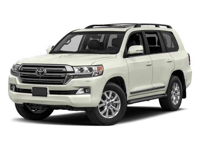 Toyota Land Cruiser 4WD (GS)