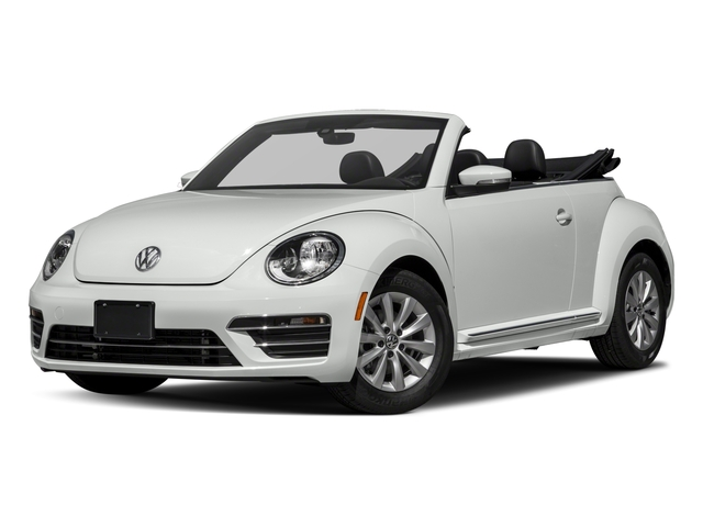 Volkswagen Beetle Convertible S Auto