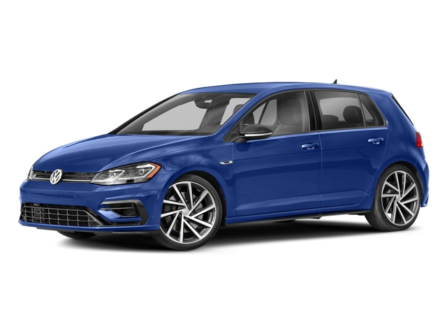 Volkswagen Golf R 2.0T Manual w/DCC/Nav