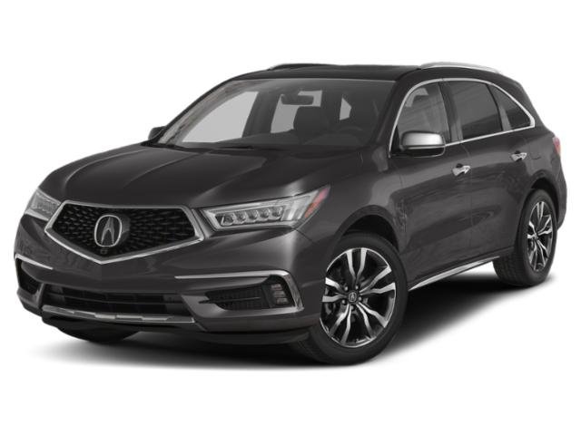Acura MDX SH-AWD w/Advance Pkg