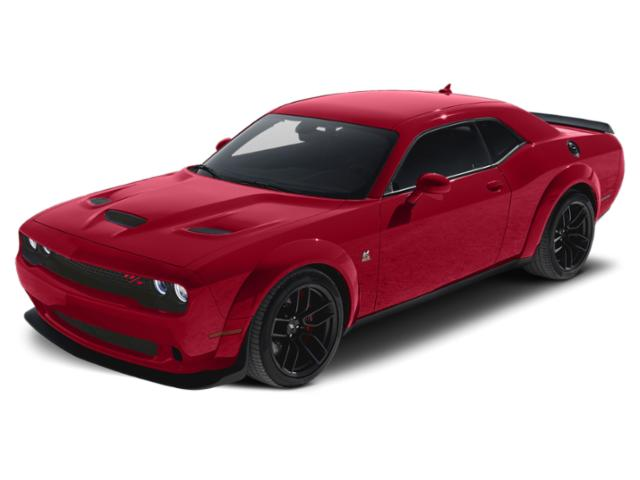 Dodge Challenger SRT Hellcat RWD