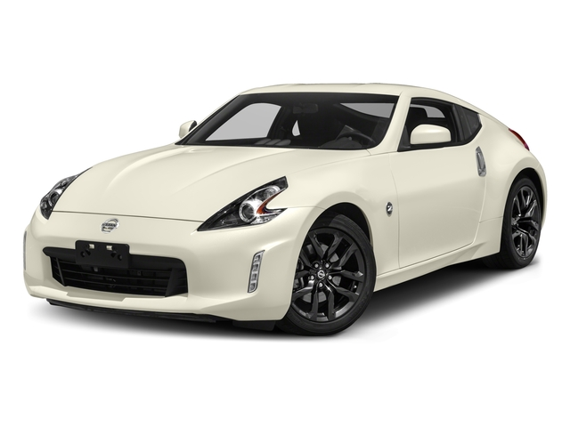 Nissan 370Z Coupe Manual